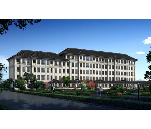 乌镇国际健康生态产业园高端休闲自助养老中心一期东区(暂名)项目
