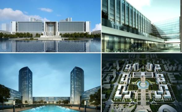 2012年7月12日,由gad(浙江公司)与gad(青岛公司)组成投标联合体,在即墨省级经济开发区蓝色新区项目中脱颖而出,以公共服务中心方案评审第一名的佳绩成功中标。 即墨省级经济开发区蓝色新区公共服务中心项目,是即墨市行政中心东迁的第一步,是代表即墨市未来城市形象的地标性建筑。
