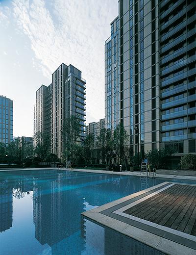 杭州城市 线条素材