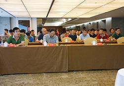 【gad杭州公司】暖通国家设计大师罗继杰先生等一行莅临gad并作技术交流
