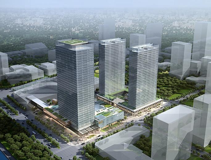 宁波东部新城 -项目展示 gad建筑设计