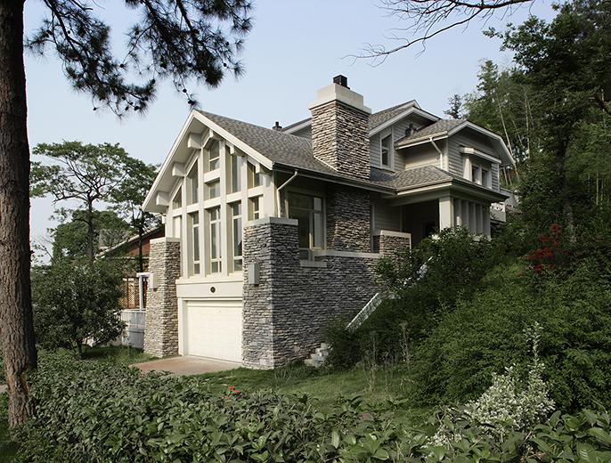 杭州小和山九月森林别墅图片