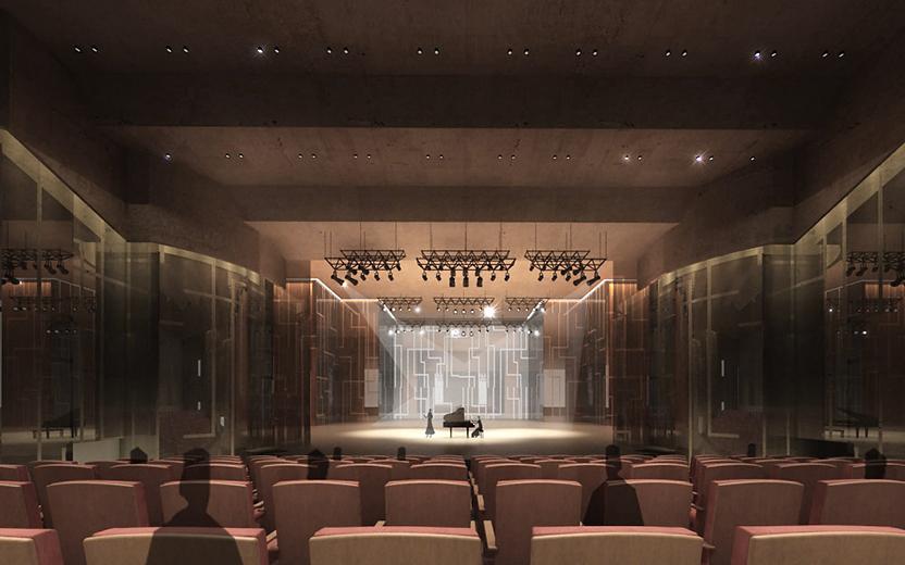 舟山普陀剧院
