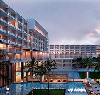 翠屏国际度假酒店