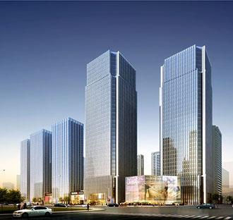 成都高新区起步园区43号地块项目