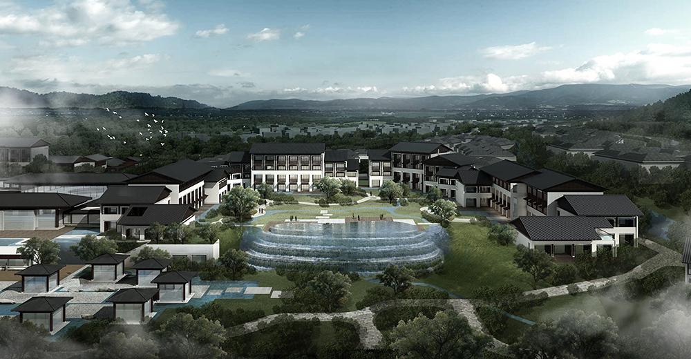苏州南峰希尔顿酒店