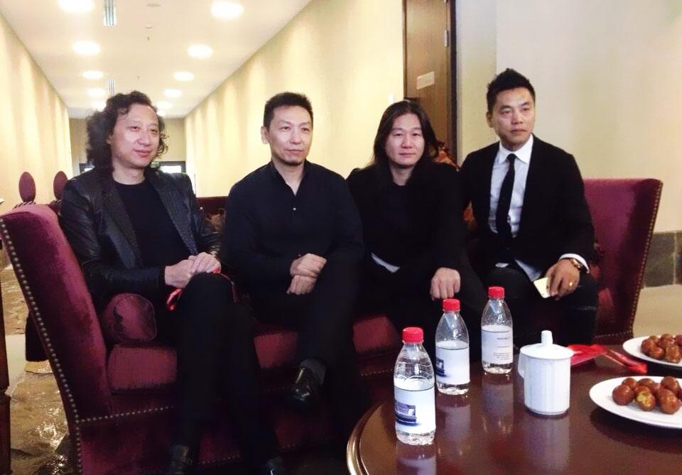 【gad杭州公司】gad总建筑师王宇虹先生参加2014中国(杭州)设计发展高峰论坛