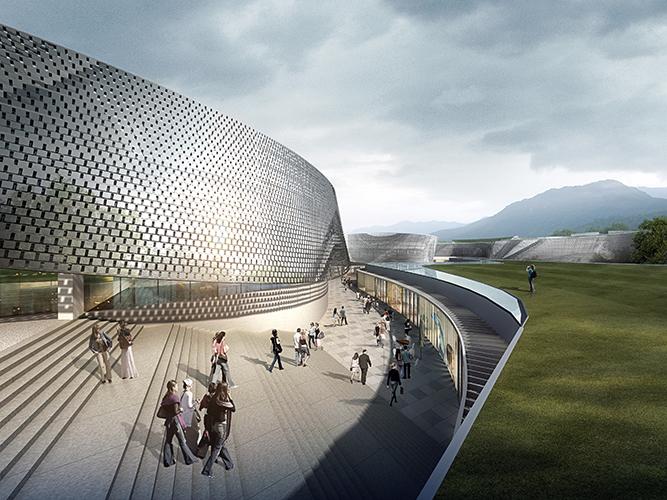 项目展示-gad建筑设计