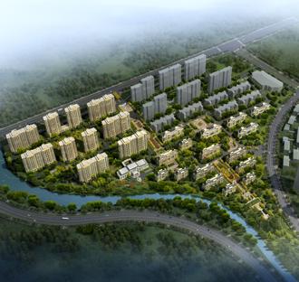 上海紫竹半岛花园b区