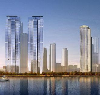 武汉瑞安超高层住宅项目