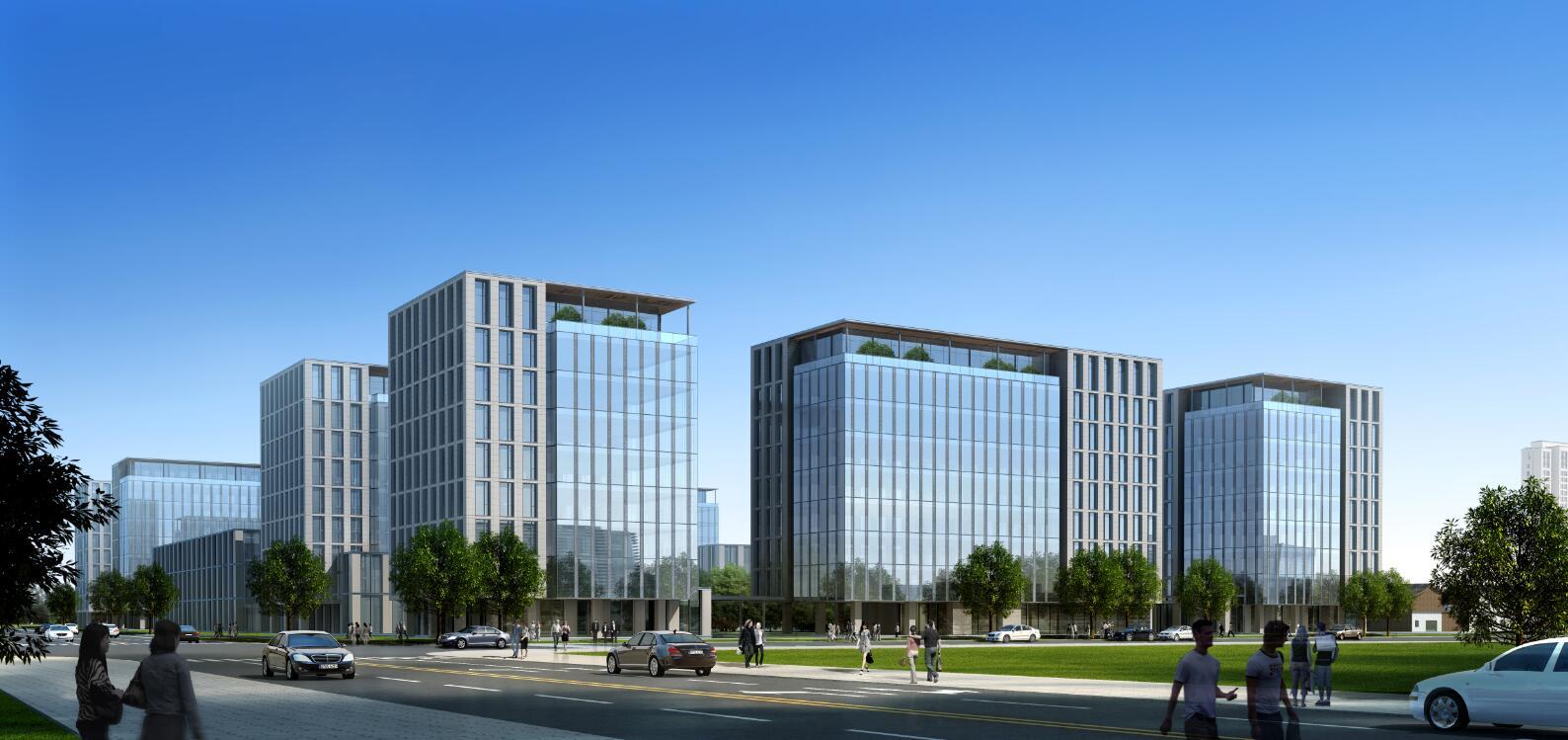 金华新能源汽车产业园项目