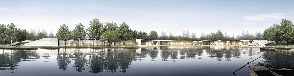 上海世纪公园配套项目