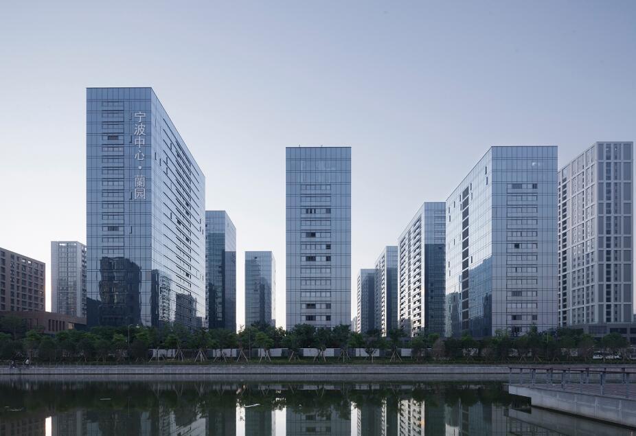 宁波中心·兰园