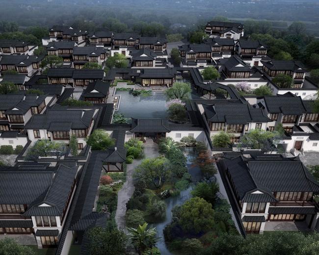 项目展示-绿城设计