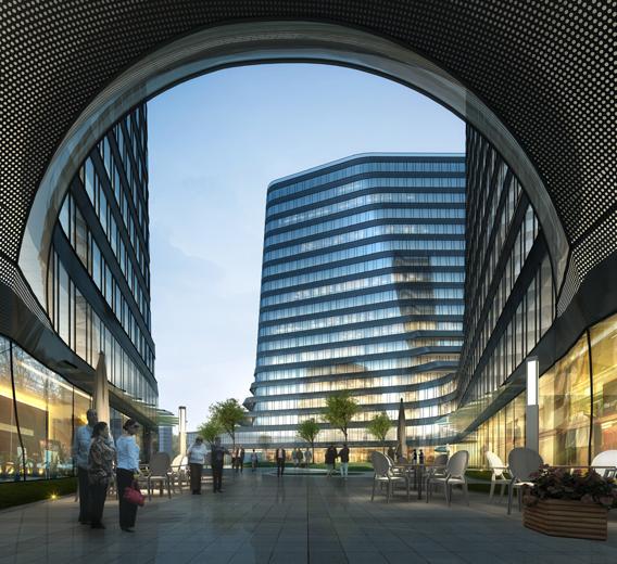 中交(杭州)商业写字楼项目