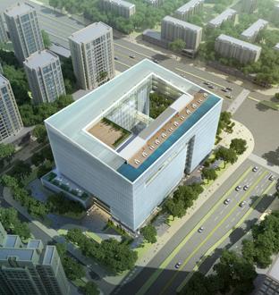 杭州莫干山路地铁上盖物业项目