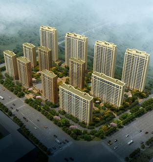 宁波荣安心居西项目