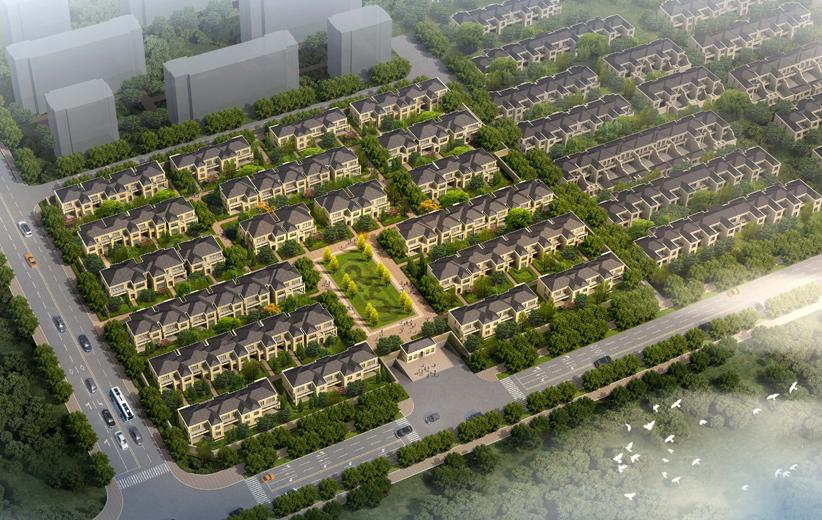 淄博百合花园二期A地块D1地块项目