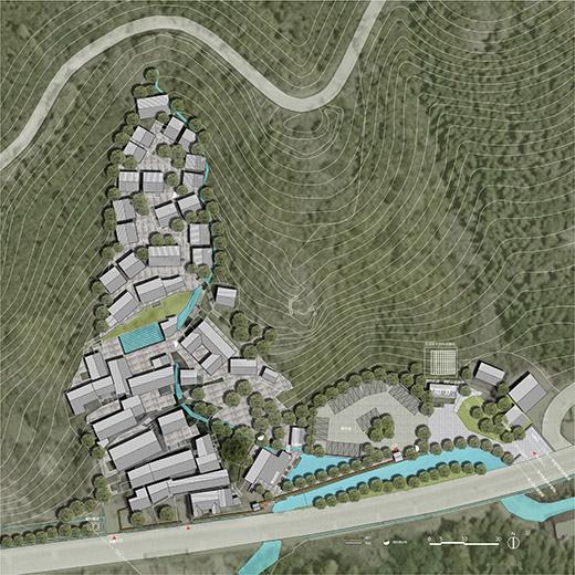 民宿大堂平面设计图