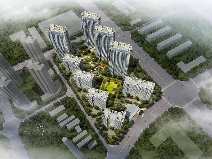 杭政储出(2012)72号地块(原杭州热电厂地块)商品住宅项目