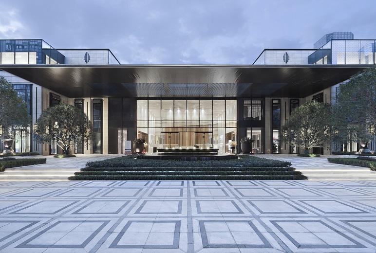 高层豪宅设计效果图