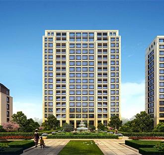 上海宝山区滨江住宅项目