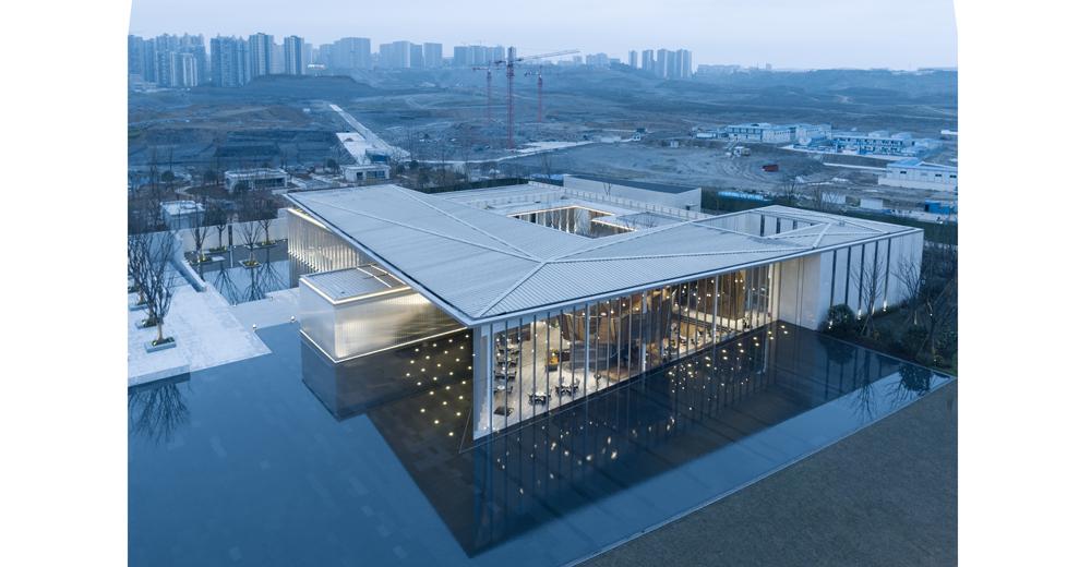 重庆中央公园生活体验馆