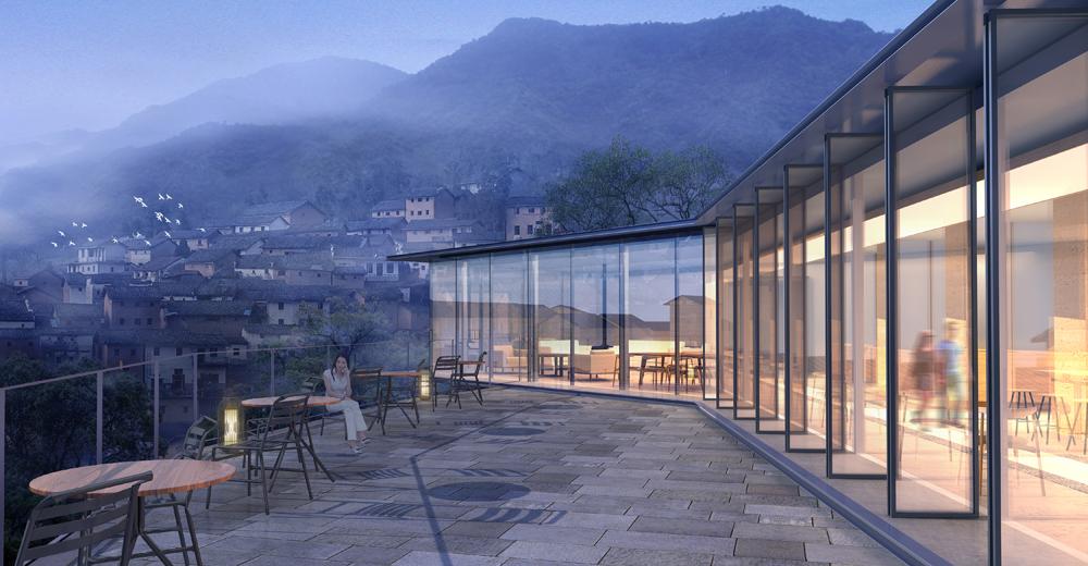新建民宿设计图片欣赏