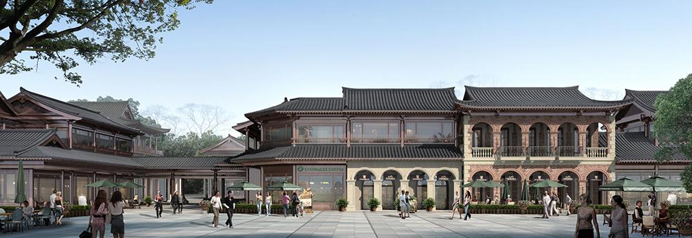 长泰I区小镇中心项目