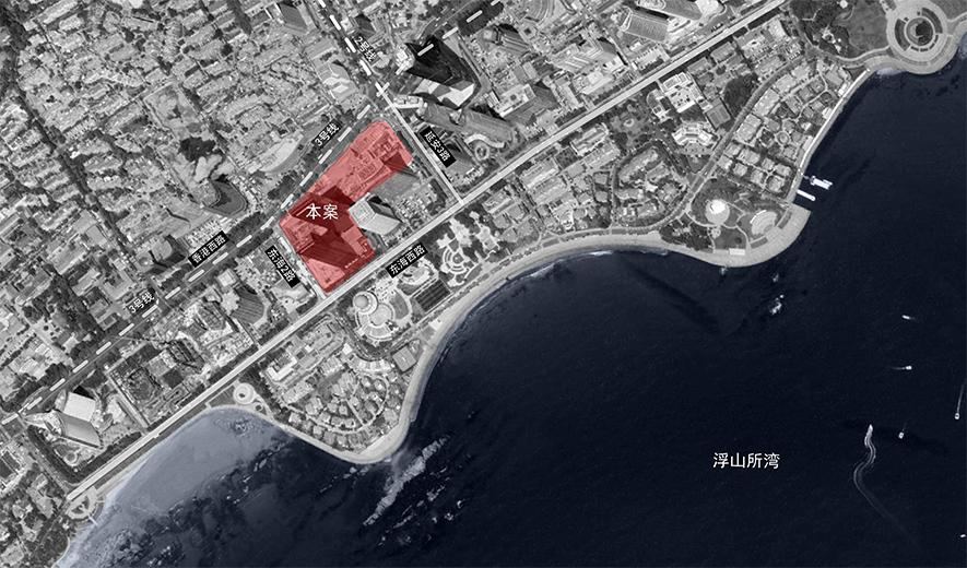 青岛深蓝中心