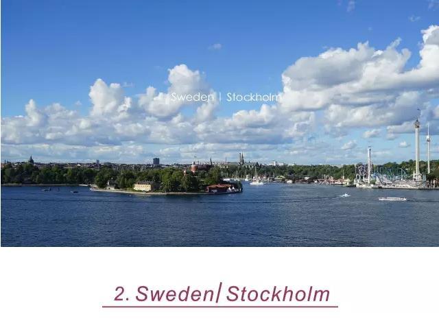 瑞典/斯德哥尔摩&卡尔斯塔德